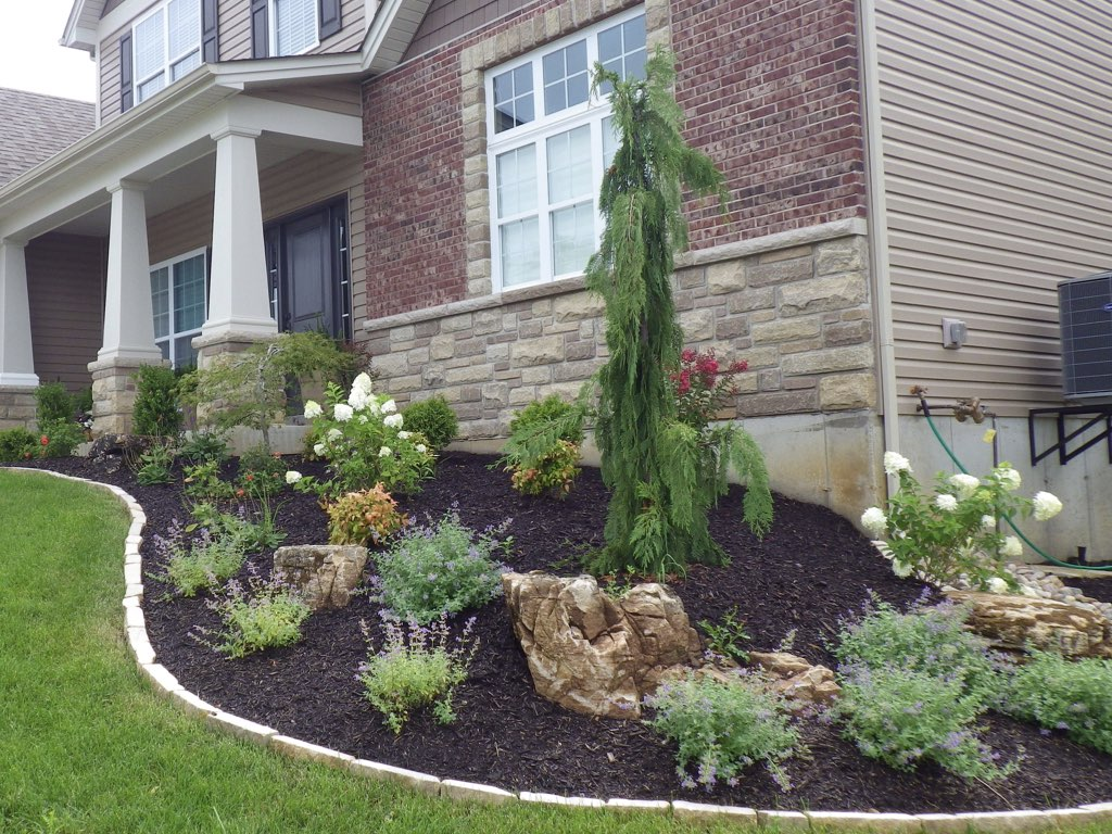 Landscaping and Maintenance Design in St. Louis, Arnold, South County